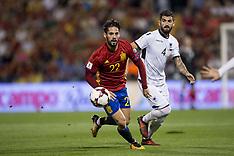 Spain v Albania - 06 Oct 2017