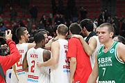 DESCRIZIONE: Varese FIBA Europe cup 2015-16 <br /> Openjobmetis Varese vs Sodertalje Kings<br /> GIOCATORE: Openjobmetis Varese<br /> CATEGORIA: postgame<br /> SQUADRA: Openjobmetis Varese<br /> EVENTO: FIBA Europe Cup 2015-2016<br /> GARA: EA7 Openjobmetis Varese Sodertalje Kings<br /> DATA: 22/12/2015<br /> SPORT: Pallacanestro<br /> AUTORE: Agenzia Ciamillo-Castoria/A. Ossola<br /> Galleria: FIBA Europe Cup 2015-2016<br /> Fotonotizia: Varese FIBA Europe Cup 2015-16 <br /> Openjobmetis Varese Sodertalje Kings