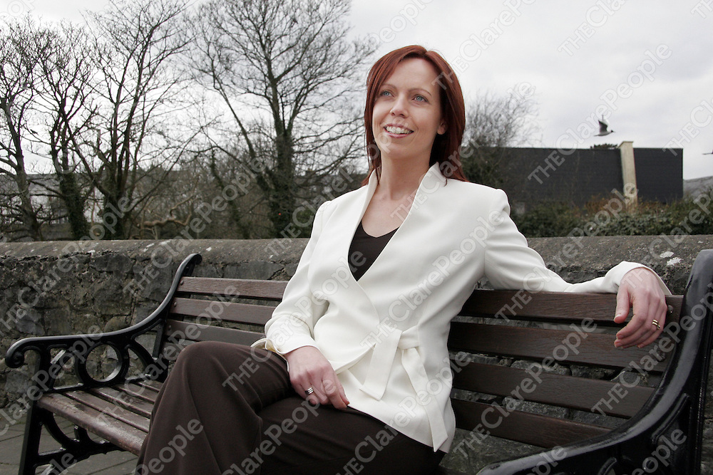 Anne-Marie Doyle Owner/Founder of both Advanced Internet Marketing and sellityourself.ie.<br /> <br /> Photograph by Yvonne Vaughan.