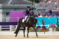 Schneider Dorothee (GER) - Diva Royal<br /> Olympic Games London 2012<br /> © Dirk Caremans