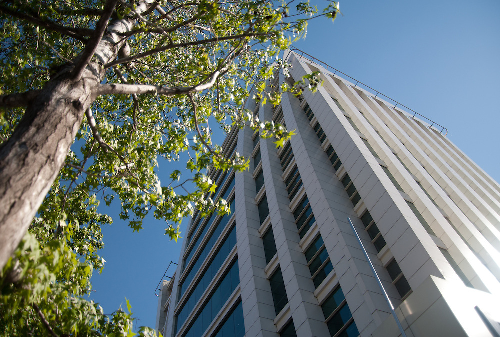 Arquitectura, edificios y rascacielos en Santiago de Chile
