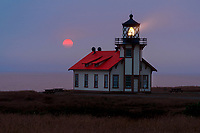 090-P101501<br /> <br /> Point Cabrillo Light Station State Historic Park<br /> ©2018, California State Parks.<br /> Photo by Brian Baer