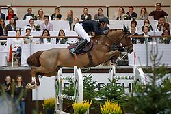 Staut Kevin, FRA, Reveur de Hurtebise HDC<br /> Final TOP 10 Rolex IJRC<br /> CHI de Genève 2017<br /> © Dirk Caremans<br /> 09/12/2017