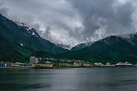 City of Juneau from Douglas Island