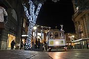 Holiday Night Scenes in Union Square Area | December 14, 2016