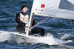 , Kiel - Young Europeans Sailing 14.05. - 17.05.2016, Laser Rad. W - GER 210137 - Laura Bo VOSS - Mühlenberger Segel-Club e. Vቚ