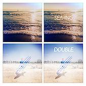 """SEA-ING DOUBLE"" - SERIES"
