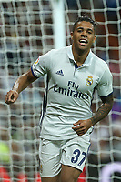Real Madrid's Mariano during the XXXVII Bernabeu trophy between Real Madrid and Stade de Reims at the Santiago Bernabeu Stadium. August 15, 2016. (ALTERPHOTOS/Rodrigo Jimenez)