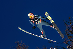 Stefan Kraft (AUT) during the Trial Round of the Ski Flying Hill Individual Competition at Day 1 of FIS Ski Jumping World Cup Final 2019, on March 21, 2019 in Planica, Slovenia. Photo by Matic Ritonja / Sportida