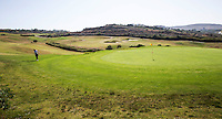 ALCAIDESA (Spain)  -  Hole .  Heathlands Golf Course en Links Golf. COPYRIGHT KOEN SUYK