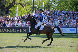 Ahlmann Christian, (GER), Codex One<br /> Longines Global Champions Tour - Grand Prix of Hamburg<br /> Hamburg - Hamburger Derby 2016<br /> © Hippo Foto - Stefan Lafrentz