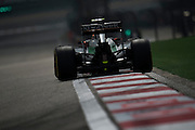 April 17, 2014 - Shanghai, China. UBS Chinese Formula One Grand Prix. Nico Hulkenberg (GER), Force India-Mercedes<br /> <br /> © Jamey Price / James Moy Photography