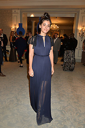 Singer KATIE MELUA at the Gift of Life Gala Ball celebrating the Russian Old new Year's Eve in aid of the Gift of Life foundation held at The Savoy, London on 13th January 2015.
