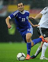 Fotball<br /> Tyskland v Israel<br /> 31.05.2012<br /> Foto: Witters/Digitalsport<br /> NORWAY ONLY<br /> <br /> Omer Damari (Israel)<br /> Fussball Laenderspiel, Deutschland - Israel 2:0