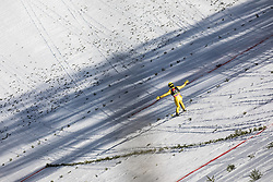 Noriaki Kasai (JPN) during the 1st round of the Ski Flying Hill Individual Competition at Day 2 of FIS Ski Jumping World Cup Final 2019, on March 22, 2019 in Planica, Slovenia. Photo Peter Podobnik / Sportida