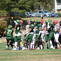 Football: Methodist University Monarchs vs. Huntingdon College Hawks