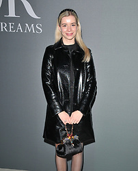 Sydney Lima at the Christian Dior: Designer of Dreams exhibition private view, Victoria and Albert Museum, Cromwell Road, London, England, UK, on Wednesday 30th January 2019. 30 Jan 2019 Pictured: Joanna Kuchta. Photo credit: CAN/Capital Pictures / MEGA TheMegaAgency.com +1 888 505 6342
