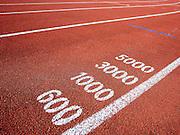 Ateletiekbaan - All-weather running track