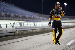 November 16, 2018 - Homestead, Florida, U.S. - Clint Bowyer (14) hangs out on pit road prior to qualifying for the Ford 400 at Homestead-Miami Speedway in Homestead, Florida. (Credit Image: © Justin R. Noe Asp Inc/ASP)