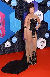 Charlotte Dawson attending the MTV Europe Music Awards 2016 at the Rotterdam Ahoy Arena, Rotterdam, the Netherlands. Photo credit should read: Doug Peters/EMPICS Entertainment