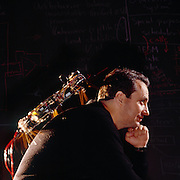 Rodney Brooks is Director at MIT Artificial Intelligence Laboratory with robot called Ghengis, a six legged robot which replicates the movements of an insect.