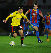 Watford v Crystal Palace 080213