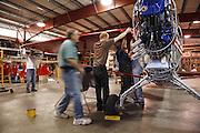 Restoring the Rearwin Speedster at WAAAM.