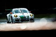 August 4-6, 2011. American Le Mans Series, Mid Ohio. 54 Black Swan Racing, Tim Pappas, Jeroen Bleekemolen, Porsche 997 GT3 Cup