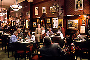 Buenos Aires city's most famous and illustrious coffee house, the Tortoni, Argentina