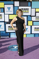 HOLLYWOOD, CA - OCTOBER 06: Ana Maria Canseco attends the Telemundo's Latin American Music Awards 2016 held at Dolby Theatre on October 6, 2016. Byline, credit, TV usage, web usage or linkback must read SILVEXPHOTO.COM. Failure to byline correctly will incur double the agreed fee. Tel: +1 714 504 6870.