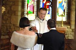 Church wedding UK