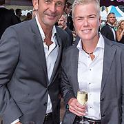 NLD/Amsterdam//20170617 - Amsterdam Diner 2017, Ellie Lust en Cornald Maas