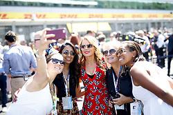 July 8, 2018 - Silverstone, Great Britain - Motorsports: FIA Formula One World Championship 2018, Grand Prix of Great Britain, .Geri Horner  (Credit Image: © Hoch Zwei via ZUMA Wire)