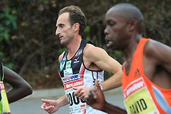 Roman Kejzar na 13. Ljubljanskem maratonu po ulicah Ljubljane, 26. oktobra 2008, Ljubljana, Slovenija. (Photo by Vid Ponikvar / Sportal Images)/ Sportida)