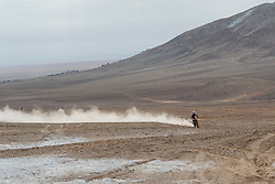 Toby Price (AUS) of Red Bull KTM Factory Team races during stage 04 of Rally Dakar 2019 from Arequipa to o Tacna, Peru on January 10, 2019 // Marcelo Maragni/Red Bull Content Pool // AP-1Y39E7AD11W11 // Usage for editorial use only // Please go to www.redbullcontentpool.com for further information. //
