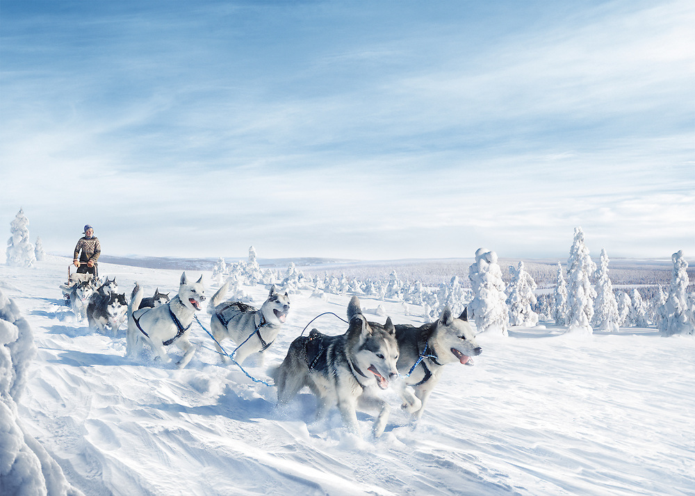 A project shot for promoting Finland as a travel/holiday destination.<br /> Post production by Saddington & Baynes.