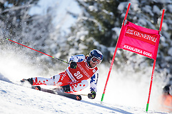 Krystof Kryzl (CZE) competes in 1st Run during Men Giant Slalom race of FIS Alpine Ski World Cup 55th Vitranc Cup 2015, on March 4, 2016 in Kranjska Gora, Slovenia. Photo by Ziga Zupan / Sportida