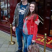 NLD/Amsterdam/20110904 - Grazia PC Catwalk 2011, Lange Frans en partner Danielle van Aalderen