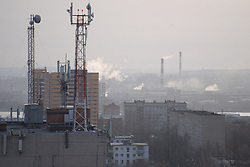 March 29, 2019 - Izhevsk, Russia - Russia, Izhevsk. The city is most known for Russia's weapon factories are situated on its territory. (Credit Image: © Dmitry Ermakov/NurPhoto via ZUMA Press)