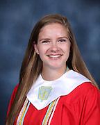Waltrip High School 2016 salutatorian Emily Roberts.