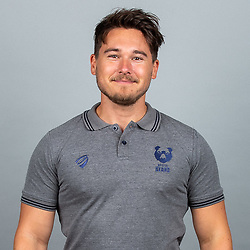 Tom Tainton - Robbie Stephenson/JMP - 01/08/2019 - RUGBY - Clifton Rugby Club - Bristol, England - Bristol Bears Headshots 2019/20