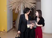 BIANCA JAGGER; ASSISI JAGGER, English National BalletÕs annual pre-show party at the St. Martin's Lane hotel before a performance of the Nutcracker at the Coliseum. 15 December 2010. <br />  -DO NOT ARCHIVE-© Copyright Photograph by Dafydd Jones. 248 Clapham Rd. London SW9 0PZ. Tel 0207 820 0771. www.dafjones.com.<br /> BIANCA JAGGER; ASSISI JAGGER, English National Ballet's annual pre-show party at the St. Martin's Lane hotel before a performance of the Nutcracker at the Coliseum. 15 December 2010. <br />  -DO NOT ARCHIVE-© Copyright Photograph by Dafydd Jones. 248 Clapham Rd. London SW9 0PZ. Tel 0207 820 0771. www.dafjones.com.