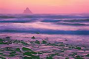 Sunset at Arch Cape Oregon Coast