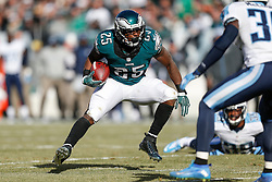 Philadelphia Eagles running back LeSean McCoy #25 carries the ball during the NFL game between the Tennessee Titans and the Philadelphia Eagles at Lincoln Financial Field in Philadelphia, Pennsylvania on Sunday November 16th 2014. The Eagles won 43-24. (Brian Garfinkel/Philadelphia Eagles)