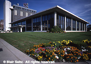 GTE corporate building, Erie, Erie Co., PA