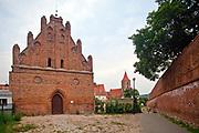 Chełmno, 2011-07-10. Gotycka kaplica św. Marcina z ok. XIV wieku.