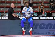 DESCRIZIONE : Campionato 2014/15 Serie A Beko Dinamo Banco di Sardegna Sassari - Grissin Bon Reggio Emilia Finale Playoff Gara3<br /> GIOCATORE : Rakim Sanders<br /> CATEGORIA : Ritratto Before Pregame<br /> SQUADRA : Dinamo Banco di Sardegna Sassari<br /> EVENTO : LegaBasket Serie A Beko 2014/2015<br /> GARA : Dinamo Banco di Sardegna Sassari - Grissin Bon Reggio Emilia Finale Playoff Gara3<br /> DATA : 18/06/2015<br /> SPORT : Pallacanestro <br /> AUTORE : Agenzia Ciamillo-Castoria/C.Atzori