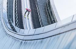 01.01.2018, Olympiaschanze, Garmisch Partenkirchen, GER, FIS Weltcup Ski Sprung, Vierschanzentournee, Garmisch Partenkirchen, Probesprung, im Bild Stefan Kraft (AUT) // Stefan Kraft of Austria during his Trial Jump for the Four Hills Tournament of FIS Ski Jumping World Cup at the Olympiaschanze in Garmisch Partenkirchen, Germany on 2018/01/01. EXPA Pictures © 2018, PhotoCredit: EXPA/ JFK