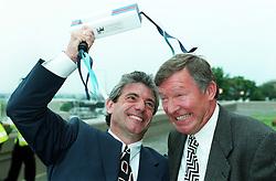 File photo dated 12-05-1996 of Sir Alex Ferguson. Sir Alex Ferguson has undergone emergency surgery today for a brain haemorrhage, his former club Manchester United have announced.