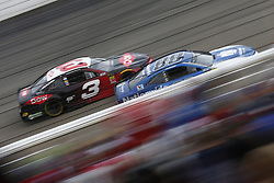 July 22, 2018 - Loudon, New Hampshire, United States of America - Alex Bowman (88) battles for position during the Foxwoods Resort Casino 301 at New Hampshire Motor Speedway in Loudon, New Hampshire. (Credit Image: © Justin R. Noe Asp Inc/ASP via ZUMA Wire)